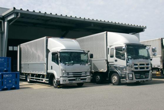 大型10tパワーゲート工場間輸送トラックドライバー(ルート配送)